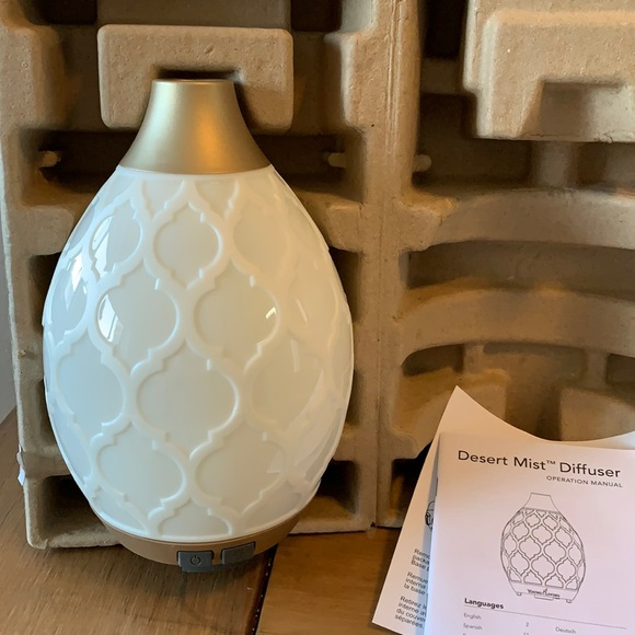 COPY - NWT Young Living Desert Mist diffuser